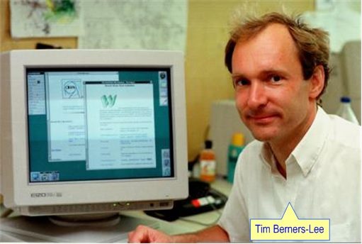 1994 - WWW Was Created by Tim Berners-Lee