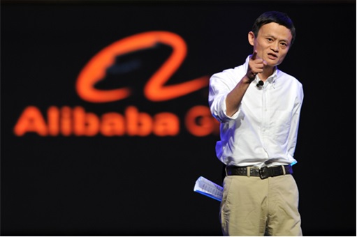 Alibaba Jack Ma - Richest Man in China
