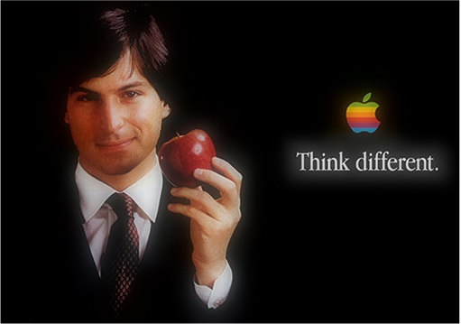Apple Steve Jobs Think Differently