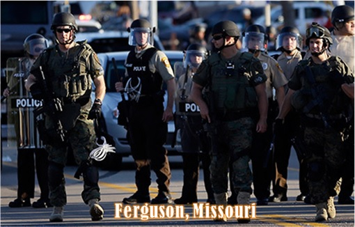 Ferguson Clashes - Israel vs Ferguson - Ferguson