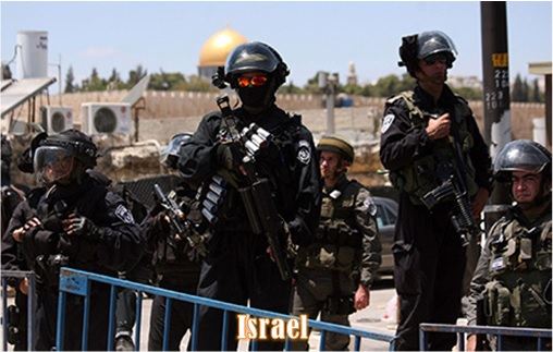 Ferguson Clashes - Israel vs Ferguson - Israel