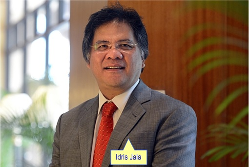Malaysia Airlines Bailout - Idris Jala