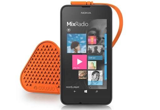 Microsoft Nokia Lumia 530 - Radio