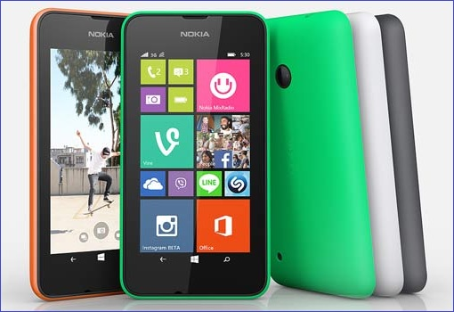 Microsoft Nokia Lumia 530