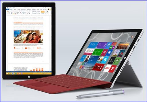 Microsoft Surface Pro-3