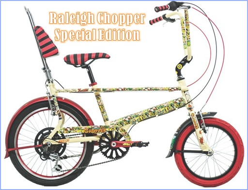 Raleigh Chopper Beano Special Edition