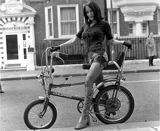Get Back Those Childhood Memories With Raleigh Chopper 2015 Special Edition