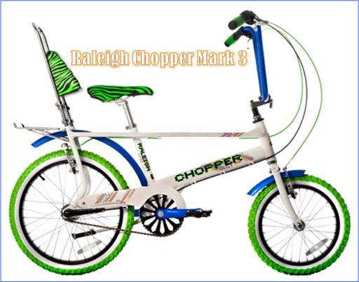 Raleigh Chopper Mark 3 - Green