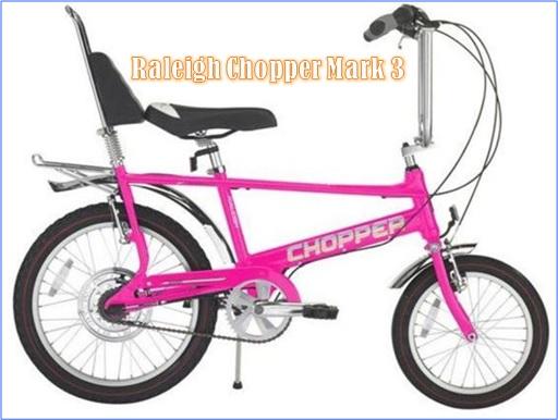 Raleigh Chopper Mark 3 - Pink