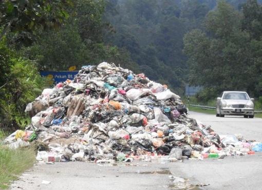 Selangor - Rubbish