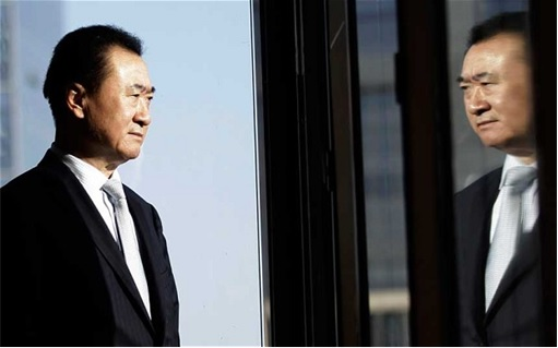 Top 5 China Richest People - Wang Jianlin - Net Worth $14.7 Billion
