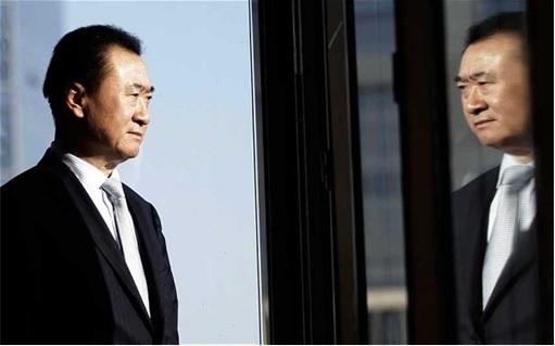 Top 5 China Richest People - Wang Jianlin - Net Worth $14.7 Billion
