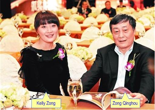 Top 5 China Richest People - Zong Qinghou - Net Worth $11.5 Billion