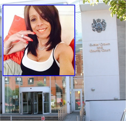 UK Cheating Benefits - Donna Tithecott charged at Exeter Court