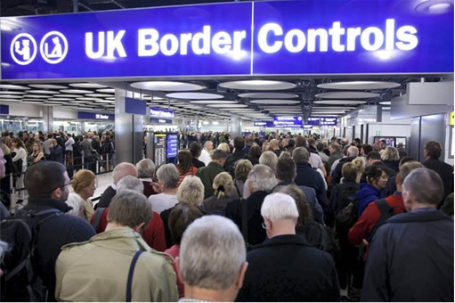 UK Cheating Benefits - UK Border Control