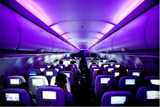 Airlines Dirty Secret - Dim Lights Are For Evacuation, Not Disco