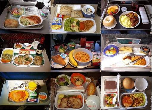 Airlines Dirty Secret - Pilots Get Served Different Meals, In Case One Makes Them Sick