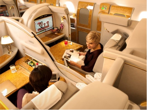 Airlines Dirty Secret - You Can Ask To Be Upgraded To First Class After Takeoff