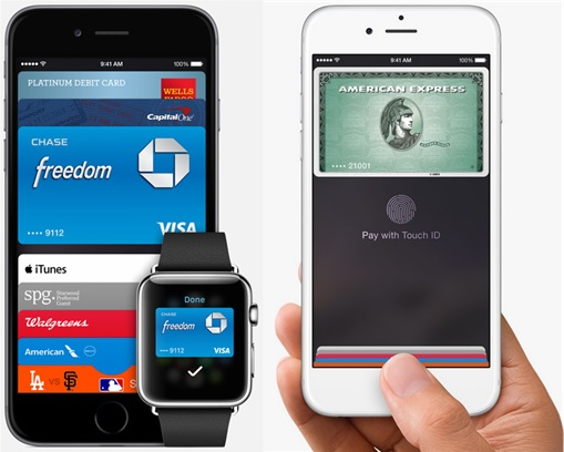 Apple Pay - Pay with American Express
