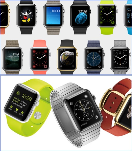 Apple Watch - Multiple Colours