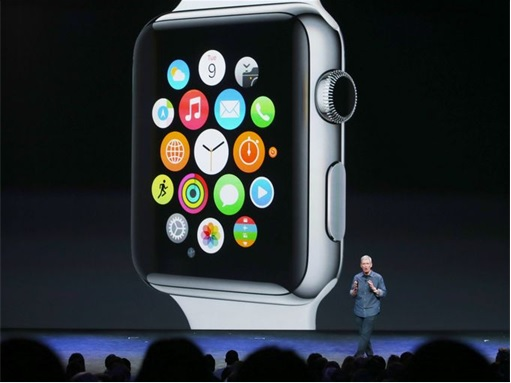Apple Watch - Tim Cook Introduces