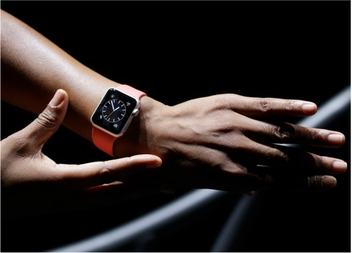 Apple Watch - Wear on Wrist