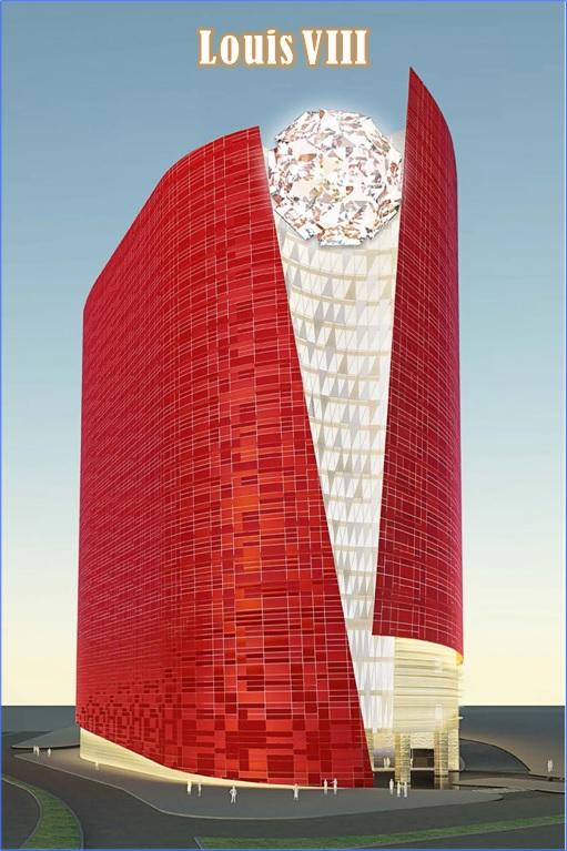 Billionaire Stephen Hung - Louis VIII Resort