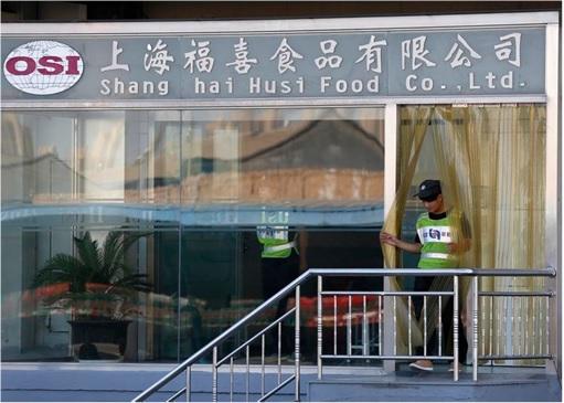 China Food Scandal - Shanghai Husi Food Co