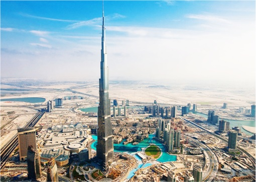 Hottest Property Markets In the World - Dubai