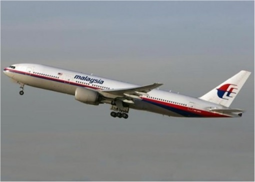 Malaysia Airline MH198 - Kuala Lumur - Hyderabad - Airplane