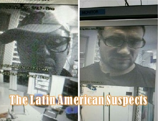 Malaysian ATM Hacked and Robbed - The Latin American Suspects - 1