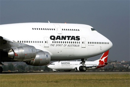 Qantas Airline Airplane