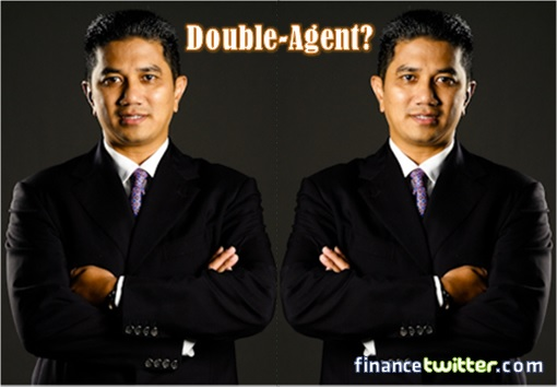 Selangor Menteri Besar Fiasco - Azmin Ali Double Agent