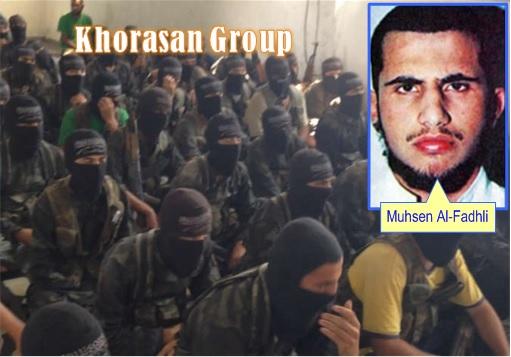 Terrorist Group Khorasan - Leader Muhsen Al-Fadhli