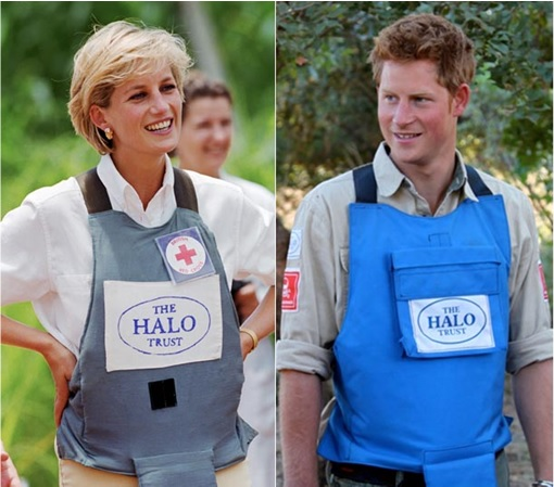 Harry Set To Inherit £10 Million, After 17-Years Since Mom Diana's Death