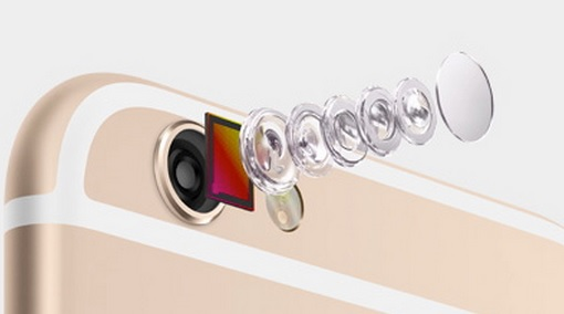 iPhone 6 - camera