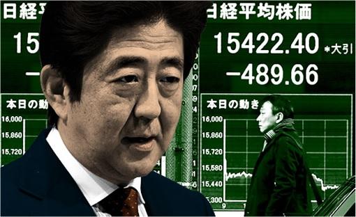 Abenomics - Japan Economy Is Fragile