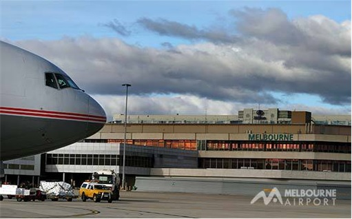Australia Melbourne Airport