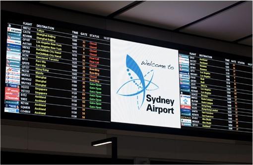 Australia Sydney Airport