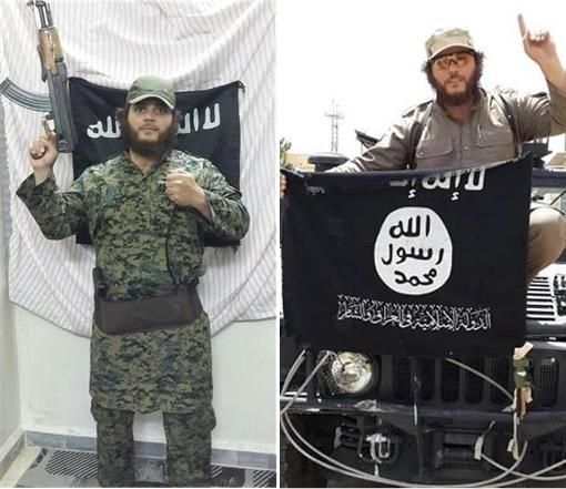 Australia terrorist - Sydney man Khaled Sharrouf - terrorists