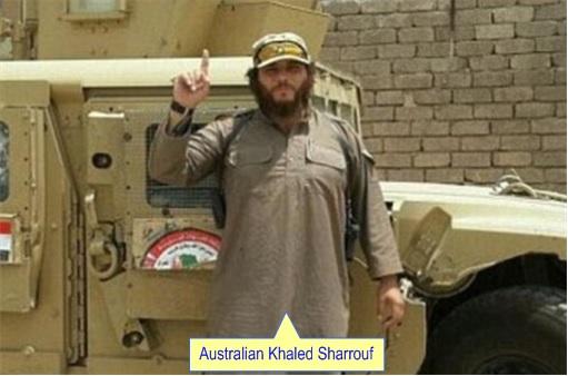 Australia terrorist - Sydney man Khaled Sharrouf