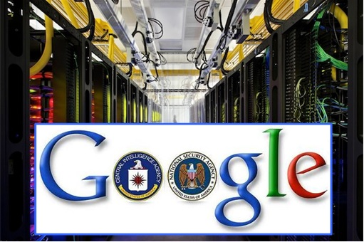 Edward Snowden - Google Not Secure