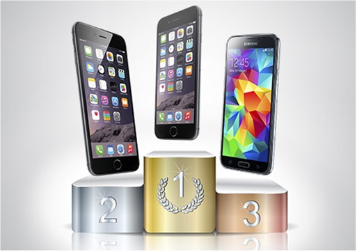 Fastest Smartphone - iPhone 6 and Plus