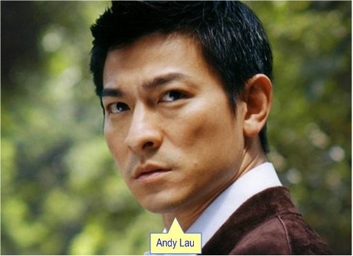 Hong Kong Andy Lau Tak-Wah