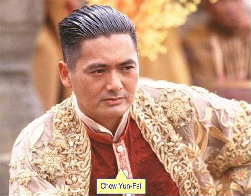 Hong Kong Chow Yun-Fat