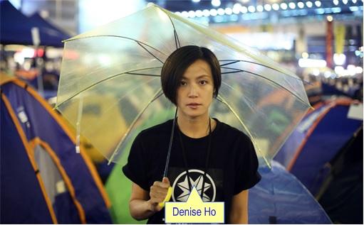 Hong Kong Denise Ho