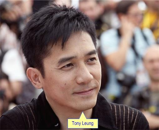 Hong Kong Tony Leung Chiu-Wei
