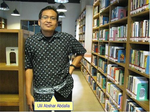 Indonesia Islamic scholar Ulil Abshar Abdalla