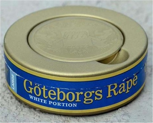 Product Packaging Fails - Rape Product