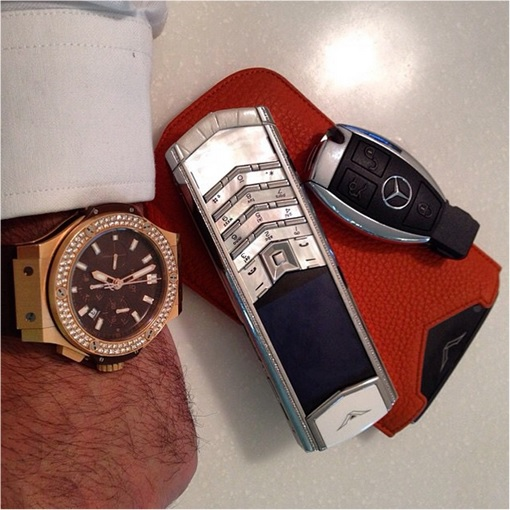 Rich Kids Of Tehran - All the accessories a Persian boy needs
